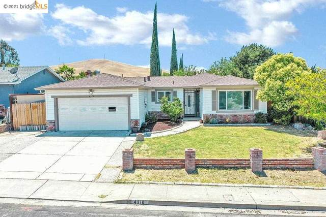 4310 San Miguel Circle, Pittsburg, CA 94565 (#40953921) :: Blue Line Property Group