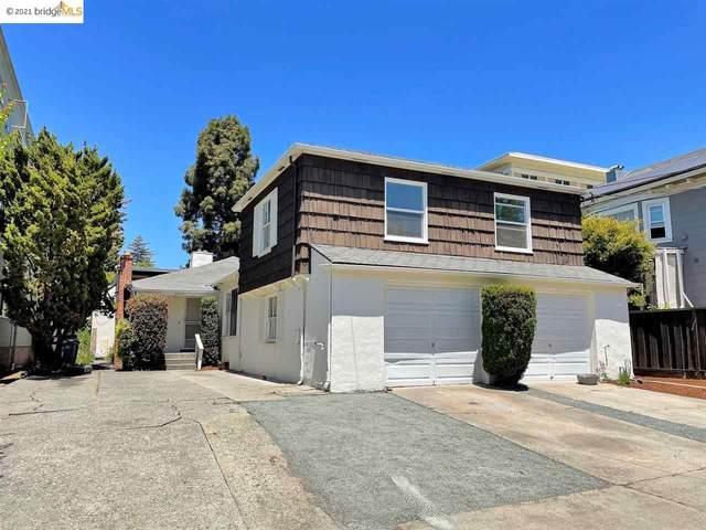 2327 Russell St, Berkeley, CA 94705 (MLS #40953923) :: 3 Step Realty Group