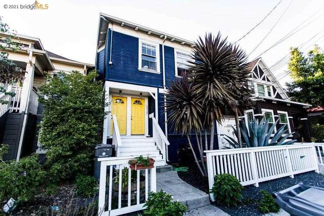 3927 Opal St, Oakland, CA 94609 (MLS #40953926) :: 3 Step Realty Group