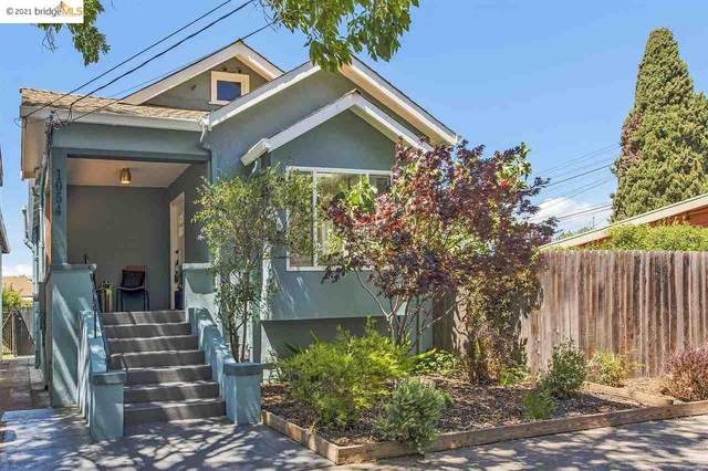 1054 56Th St, Oakland, CA 94608 (#40953932) :: Blue Line Property Group