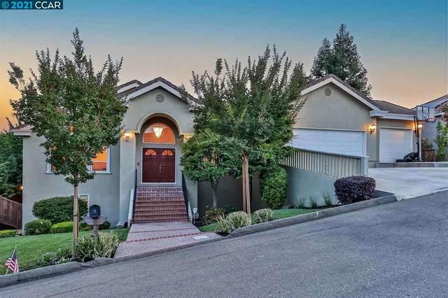 30 Trish Ln, Danville, CA 94506 (#40953942) :: Realty World Property Network