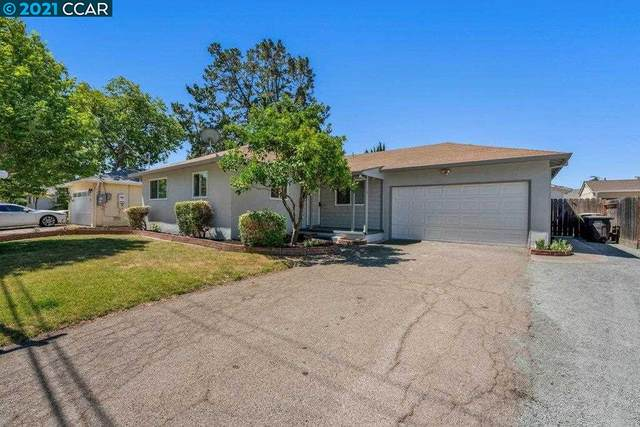 1829 Silverwood Dr, Concord, CA 94519 (#40953976) :: MPT Property
