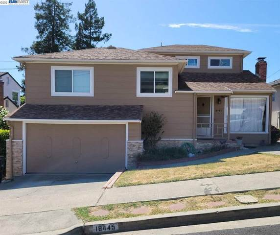 18445 Magee Way, Castro Valley, CA 94546 (#40953990) :: Blue Line Property Group