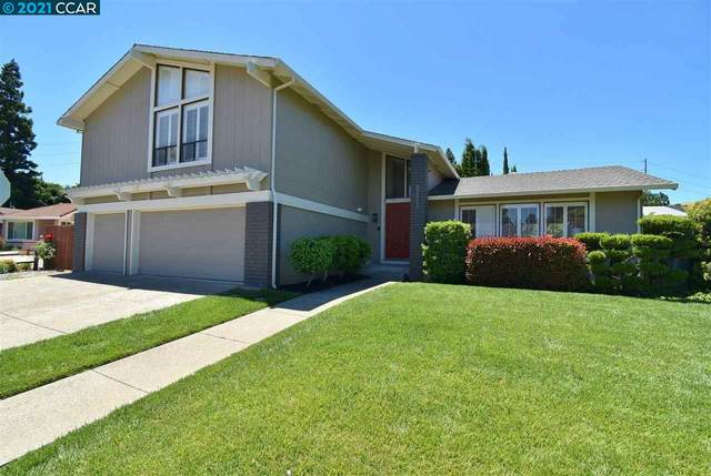 1551 Saint Helena Drive, Danville, CA 94526 (#40954002) :: Blue Line Property Group