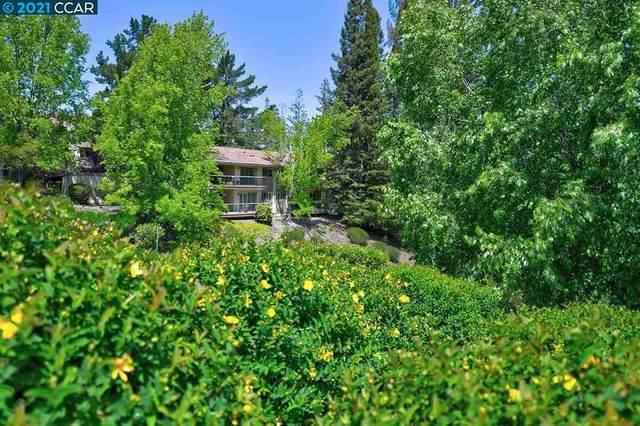 1121 Avenida Sevvilla 1A, Walnut Creek, CA 94595 (#40954013) :: Blue Line Property Group