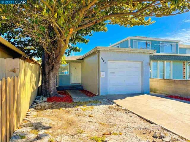 4116 Potrero, Richmond, CA 94804 (#40954021) :: MPT Property