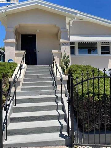 3270 Hyde St, Oakland, CA 94601 (#40954034) :: Real Estate Experts