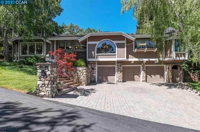 184 Silver Pine Ln, Danville, CA 94506 (#40954050) :: MPT Property