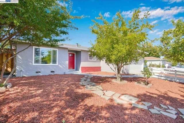 1405 W 18Th St, Antioch, CA 94509 (#40954091) :: MPT Property