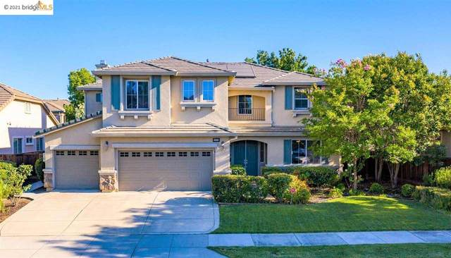 2068 Roper Cir, Brentwood, CA 94513 (#40954111) :: Blue Line Property Group
