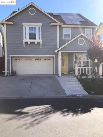 112 Kensington Cir, Hercules, CA 94547 (#40954127) :: Blue Line Property Group