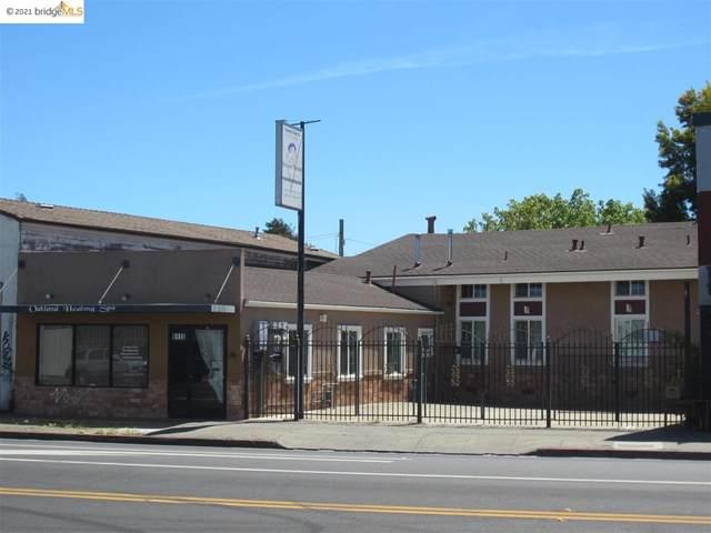 6115 International Blvd, Oakland, CA 94621 (#40954146) :: Armario Homes Real Estate Team