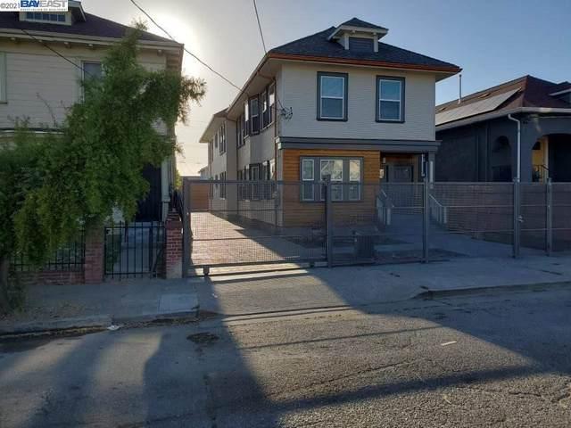 2839 Chestnut Street, Oakland, CA 94608 (#40954179) :: MPT Property