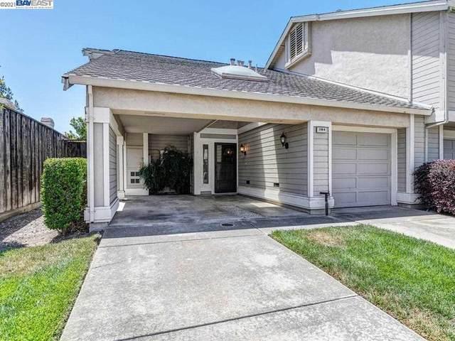 1944 Fiorio Cir, Pleasanton, CA 94566 (#40954186) :: The Venema Homes Team