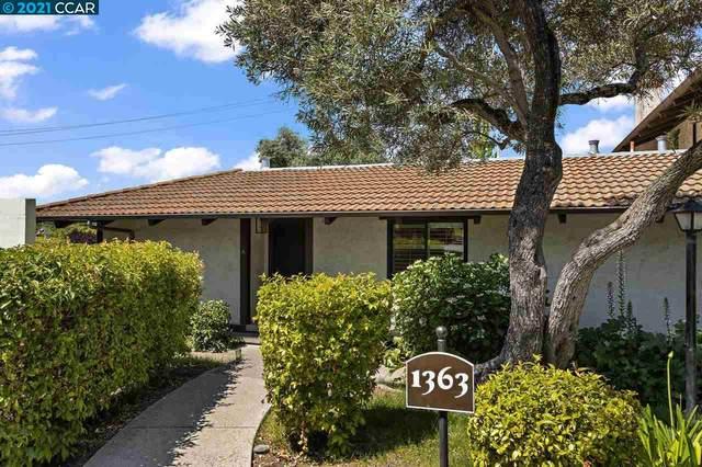 1363 Camino Peral A, Moraga, CA 94556 (#40954203) :: RE/MAX Accord (DRE# 01491373)