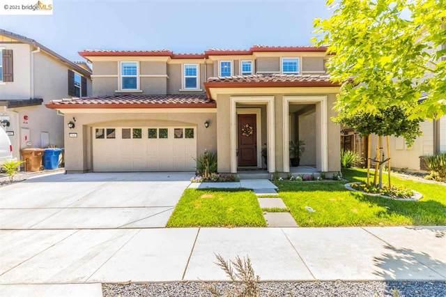 968 Princess Way, Brentwood, CA 94513 (#40954221) :: Armario Homes Real Estate Team