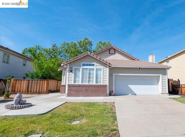 1701 Mt.Silliman Way, Antioch, CA 94531 (MLS #40954233) :: 3 Step Realty Group