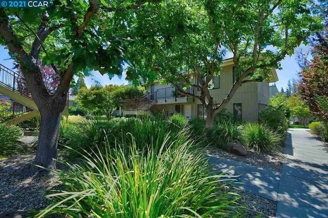 1257 Singingwood Ct #2, Walnut Creek, CA 94595 (#40954243) :: Sereno