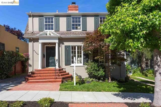 4264 Lakeshore Ave, Oakland, CA 94610 (#40954263) :: MPT Property