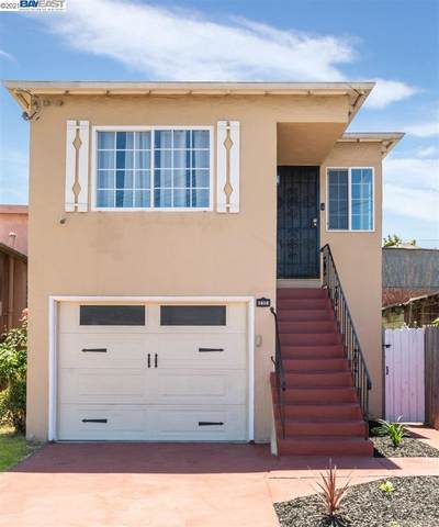 1414 67th Ave, Oakland, CA 94621 (#40954272) :: Blue Line Property Group