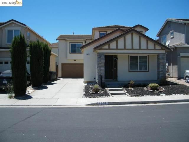 1901 Hummingbird Dr, Fairfield, CA 94534 (#40954275) :: MPT Property
