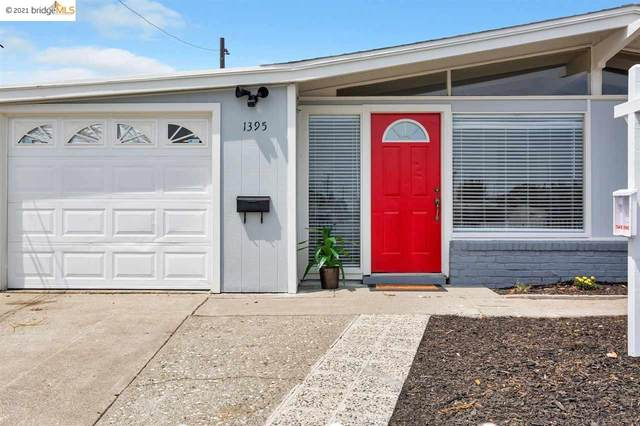 1395 Mantilla Ave, Hayward, CA 94544 (#40954277) :: MPT Property