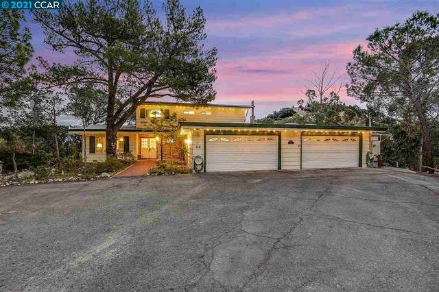 66 Saddle Rd, Walnut Creek, CA 94595 (#40954306) :: Realty World Property Network