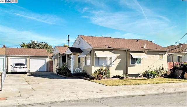 337 Suffolk Dr, San Leandro, CA 94577 (#40954318) :: MPT Property