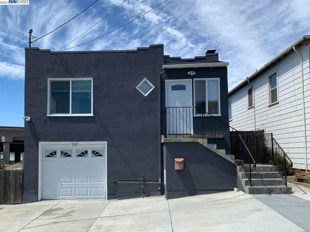 707 Washington Ave, Albany, CA 94706 (#40954324) :: MPT Property