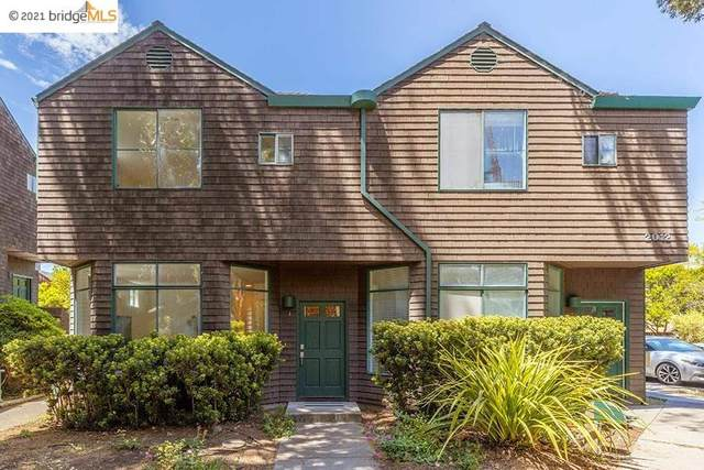2012 Hearst Ave A, Berkeley, CA 94709 (#40954367) :: MPT Property