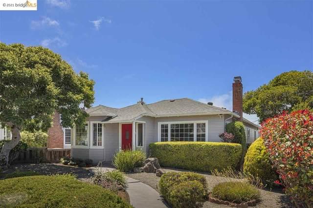 149 Pomona Ave, El Cerrito, CA 94530 (#40954370) :: MPT Property