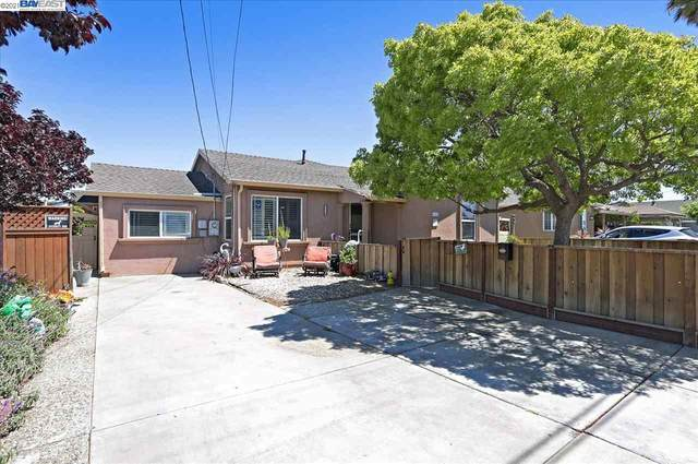 6524 George Ave, Newark, CA 94560 (#40954383) :: Real Estate Experts