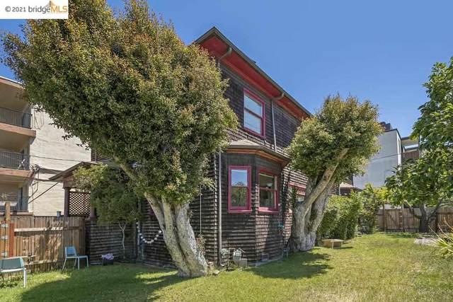 2545 Regent St, Berkeley, CA 94704 (#40954390) :: Blue Line Property Group