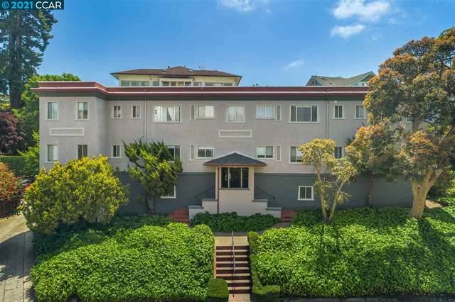 5208 Manila, Oakland, CA 94618 (#40954391) :: Blue Line Property Group