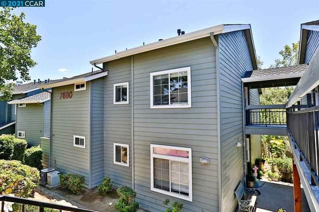 7690 Canyon Meadow Cir B, Pleasanton, CA 94588 (#40954393) :: The Venema Homes Team