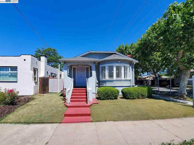 2341 65Th Ave, Oakland, CA 94605 (#40954398) :: Blue Line Property Group