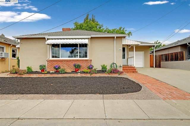 1221 Lillian Avenue, San Leandro, CA 94578 (#40954403) :: MPT Property