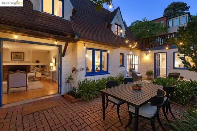 639 Cragmont Ave, Berkeley, CA 94708 (#40954407) :: MPT Property