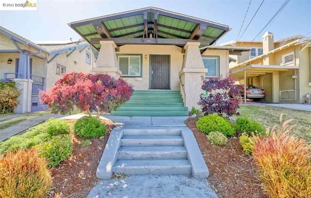 2141 High Street, Oakland, CA 94601 (#40954427) :: Realty World Property Network