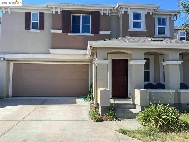 140 Spears Circle, Richmond, CA 94801 (#40954442) :: MPT Property