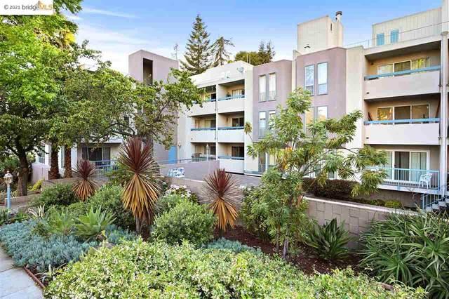 385 Jayne Ave #310, Oakland, CA 94610 (#40954445) :: MPT Property