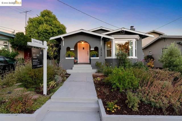 2736 Bartlett St, Oakland, CA 94602 (#40954450) :: MPT Property