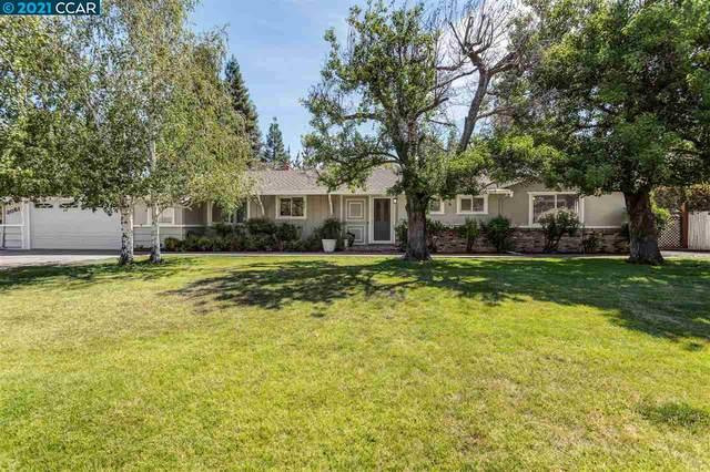 3061 Ebano Dr, Walnut Creek, CA 94598 (#40954481) :: MPT Property