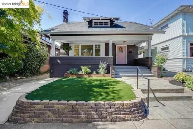 382 60th Street, Oakland, CA 94618 (#40954486) :: MPT Property
