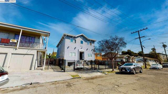 1122 E 17th St, Oakland, CA 94606 (#40954494) :: Real Estate Experts