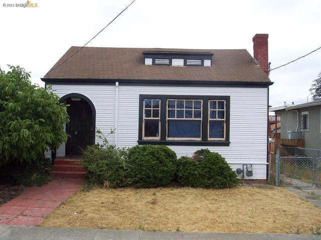 2530 62ND AVE, Oakland, CA 94605 (#40954497) :: Realty World Property Network