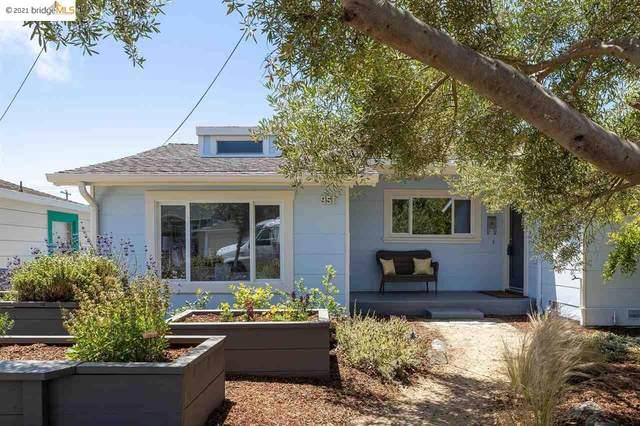 951 Richmond St, El Cerrito, CA 94530 (#40954504) :: MPT Property