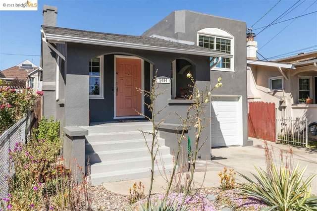 5484 El Camile Ave, Oakland, CA 94619 (#40954518) :: MPT Property