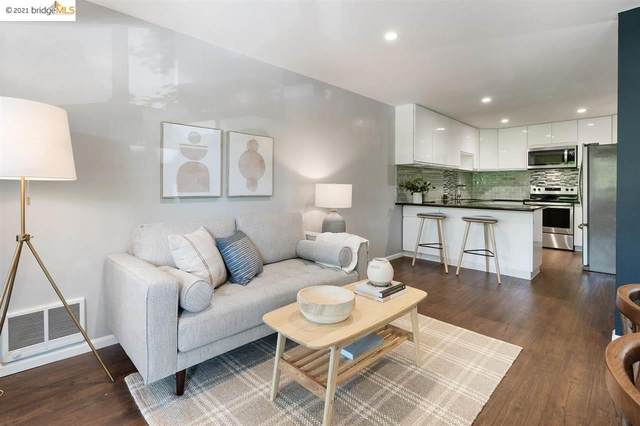 4101 Howe St #103, Oakland, CA 94611 (#40954526) :: MPT Property