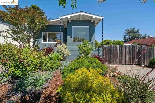 5416 Barrett Ave, El Cerrito, CA 94530 (#40954565) :: MPT Property